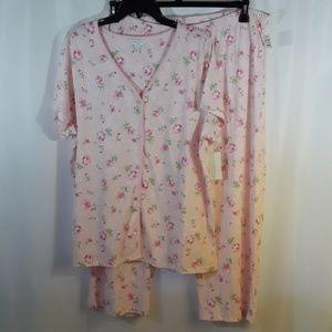 Charter Club Two-Piece Pajama Set